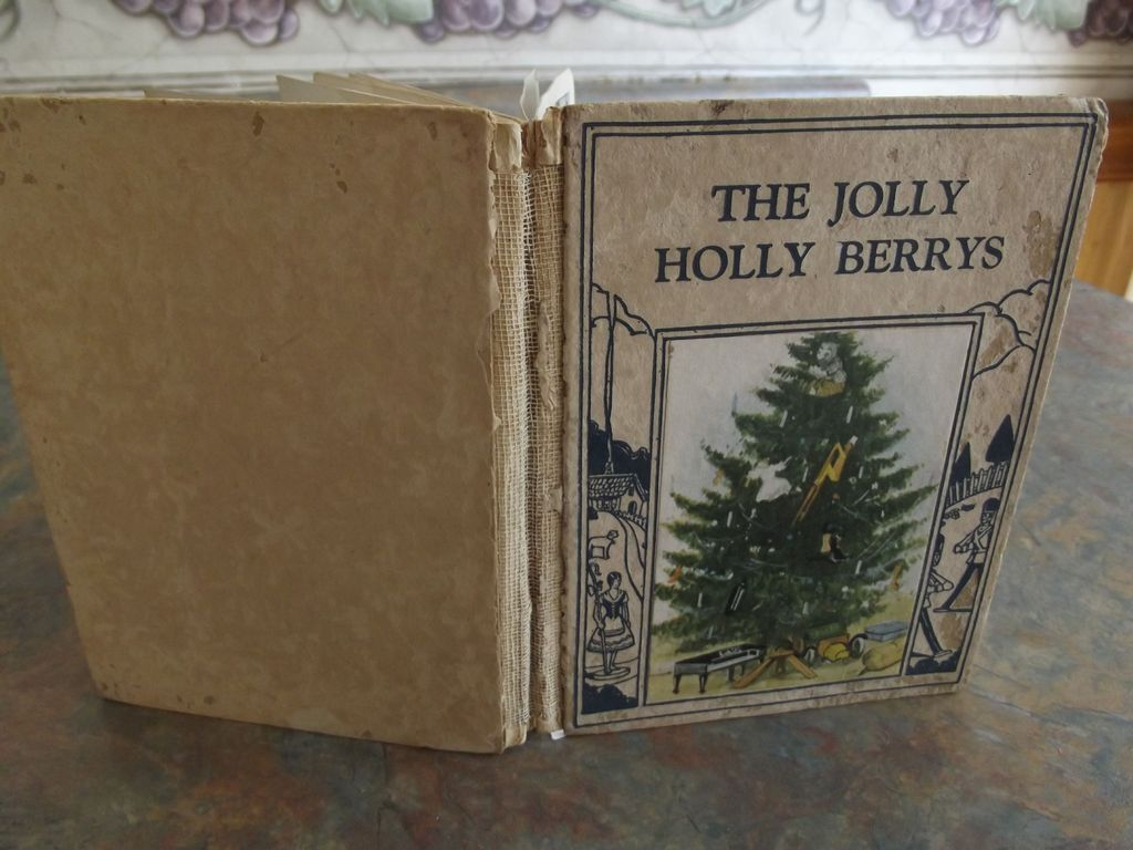 The Jolly Holly Berrys Christmas Book