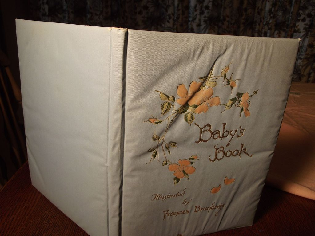 Baby's Book Illustrated by Frances Brundage