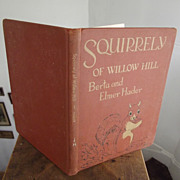 Squirrely of Willow Hill