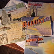 Lot of Souvenir Postcards