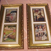 C.M.Burd Old Prints