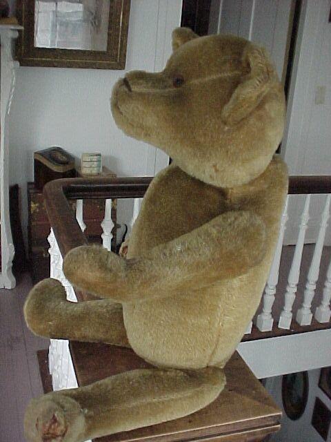 Early Ideal Teddy Bear