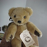 Vintage Harrod's Mohair Merrythought  Bear