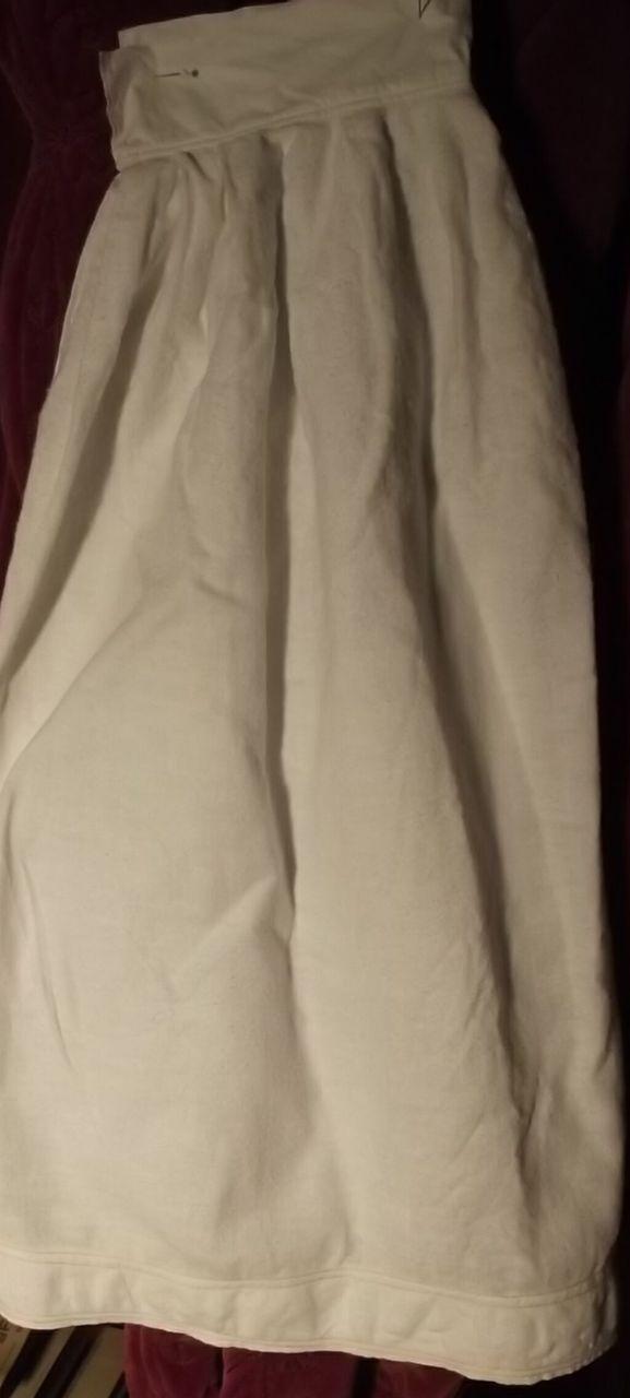 Flannel Half Slip