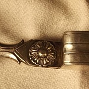 Early Hallmarked Candle Snuffer