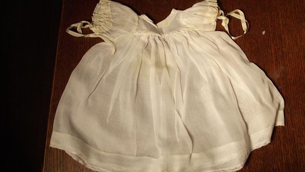 Organdy Dress