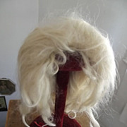 Vintage Wee  3 Synthetic Mohair