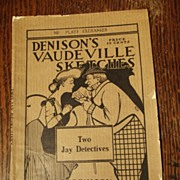 Denison's Vaudeville Sketches