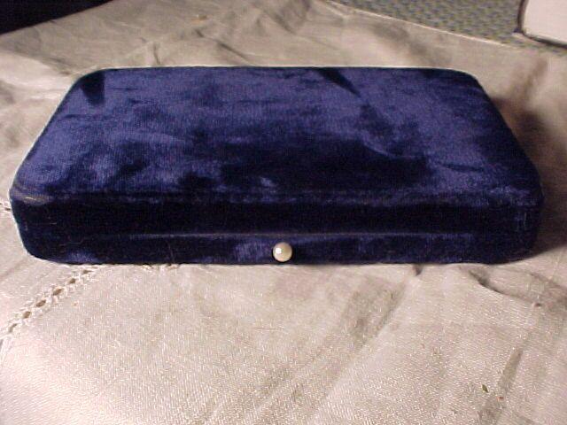 Blue Velvet Case