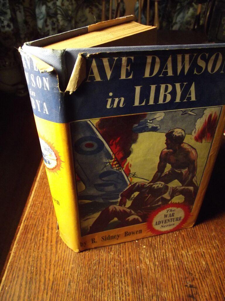 Dave Dawson In Libya