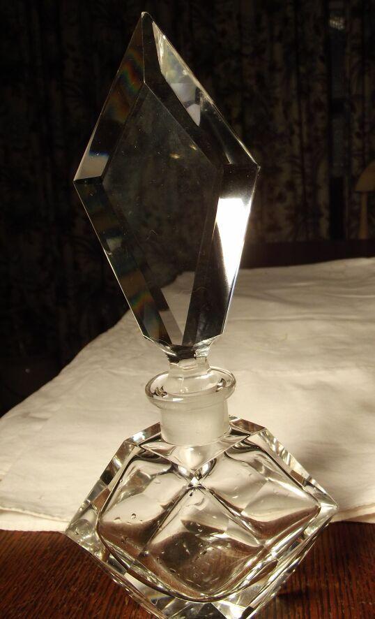 Art Deco Style Perfume