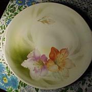 Royal Rudolstadt Cake Plate