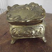 Small Trinket Casket