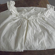 Old Gown  For Small Baby Doll