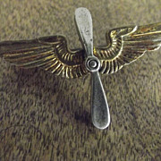 Tiny Wing and Prop Pin