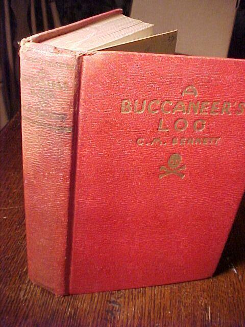 A Buccaneer's Log
