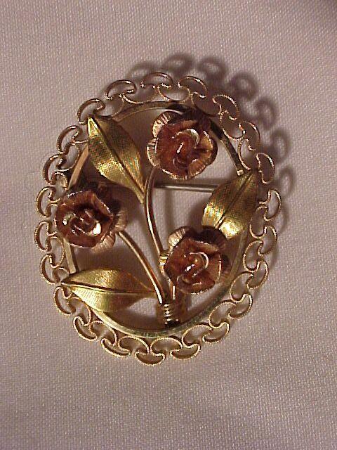 Vintage Krementz Pin
