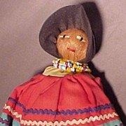 Larger Size Indian Doll