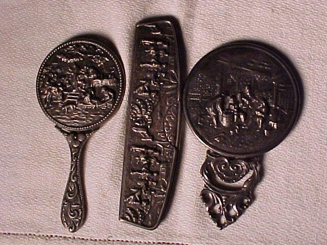 Three Vintage Denmark Pieces