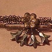 Victorian Handmade Large Pin