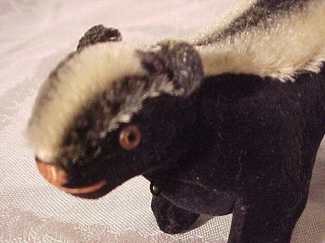 Steiff Skunk