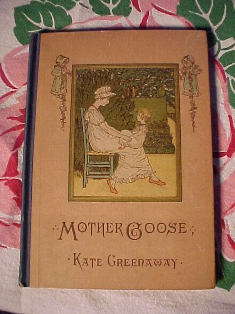 Kate Greenaway 's Mother Goose