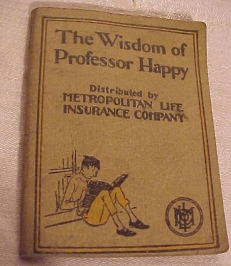 """The Wisdom of Professor Happy"""