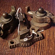 Bronze Window Locks