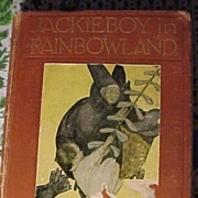 "Children's Book ""Jackieboy in Rainbowland"""
