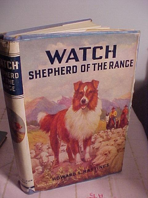 """Watch Sheperd Of The Range""  Children's Book"