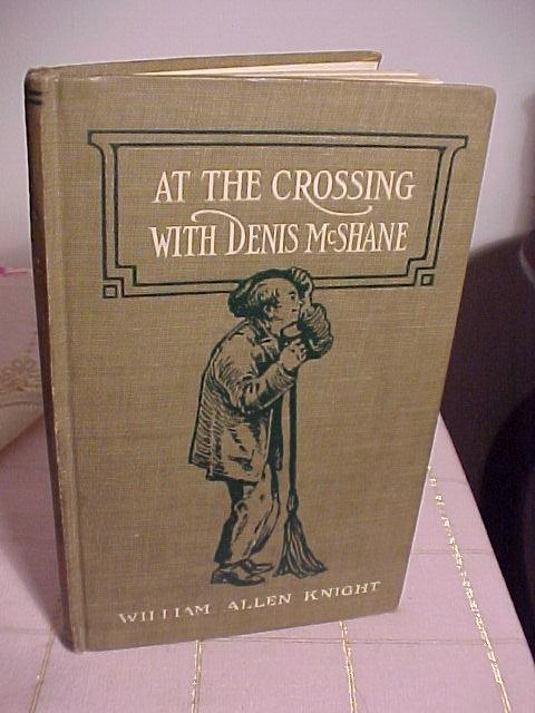 At The Crossing With Denis McShane