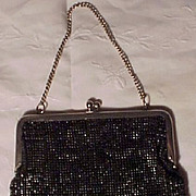 Art Deco Beaded Bag