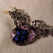 Vintage Handmade Pin
