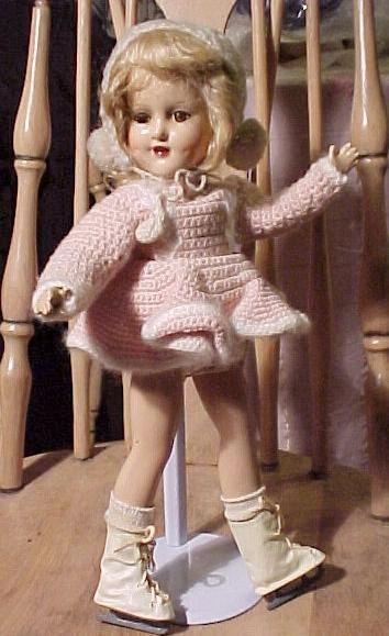 Sonja Henie Doll
