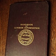 Handbook of Lumber Information