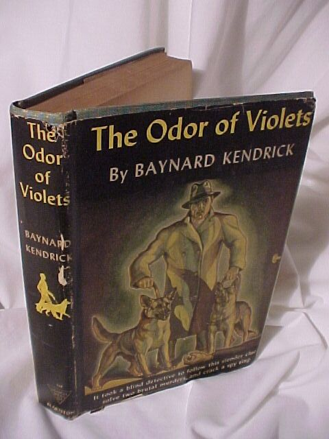 The Odor Of Violets