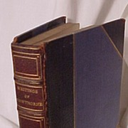 Part Set of 1900's Nathaniel Hawthorne Books