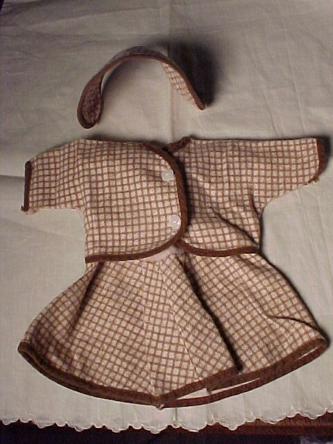 Nice Three Piece Flannel 50's Set