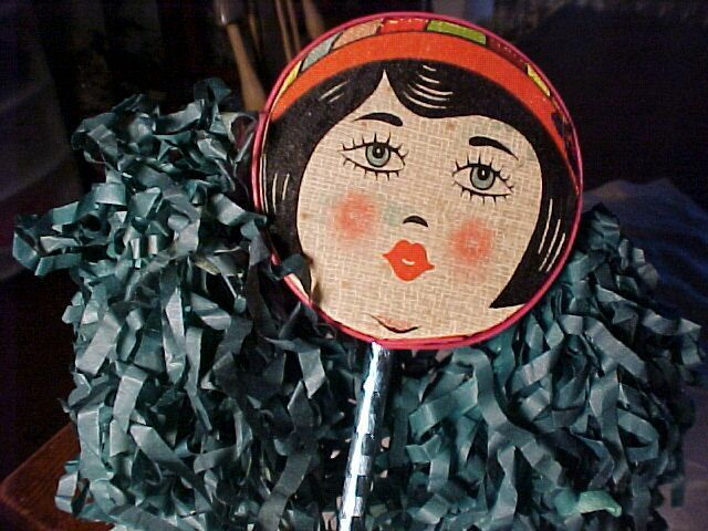 Deco Faced Noisemaker