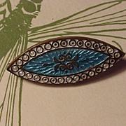 Tiny Victorian Pin