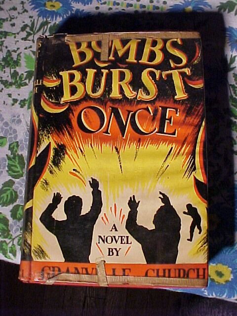 Bombs Burst Once