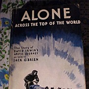 Alone Across The Top Of THe World