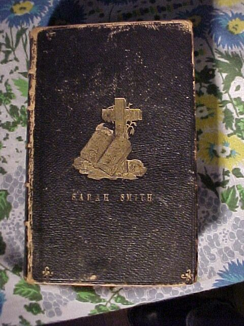 Bible From 1844