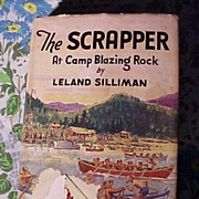 The Scrapper At Camp Blazing Rock