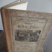 Sanders' Bilder Fibel or Sanders' First Reader