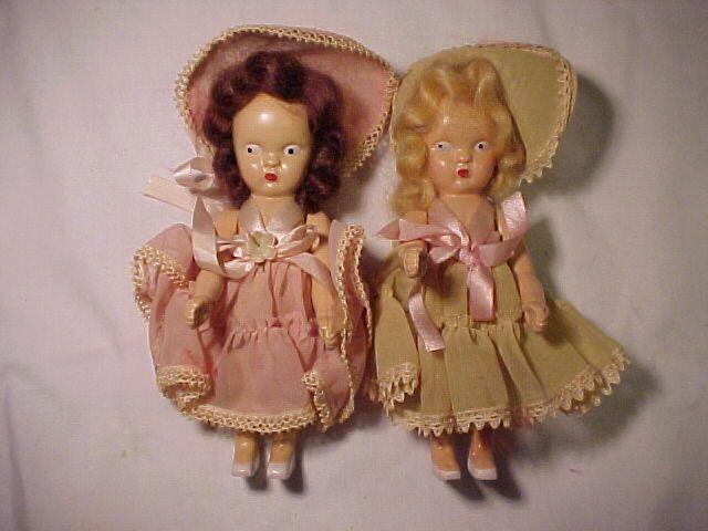 Painted Eye Pair of Virga Twins