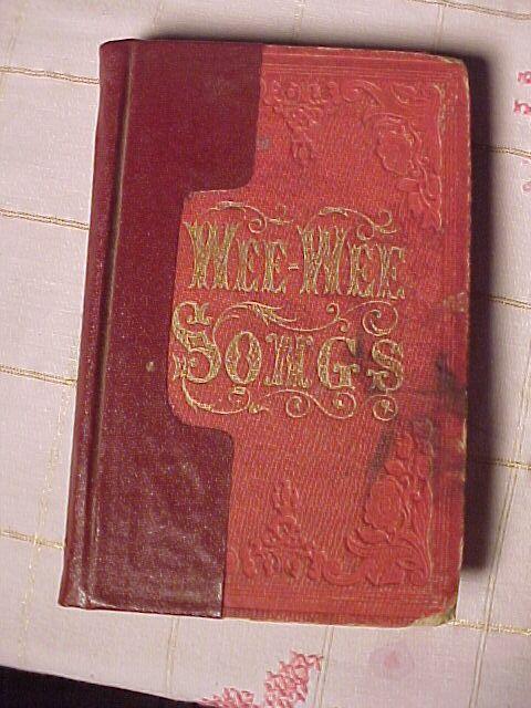 Wee-Wee Songs