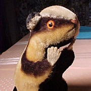Steiff Badger