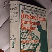 The Extraordinary Adventures of Arsene Lupin Gentleman Burglar