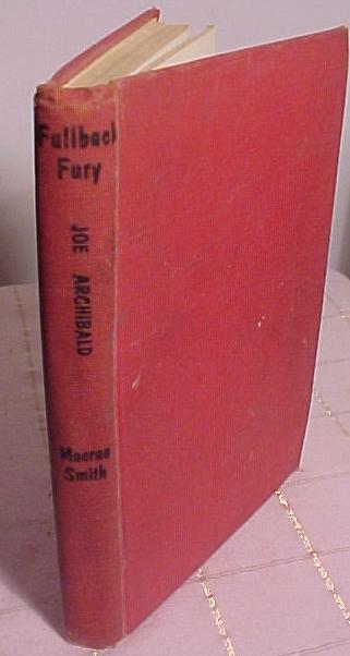 Fullback Fury 1955